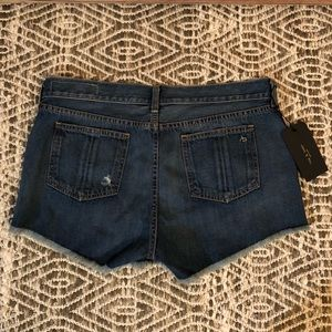 rag & bone Shorts - Rag & Bone // NWT Johnny Cut Off Shorts